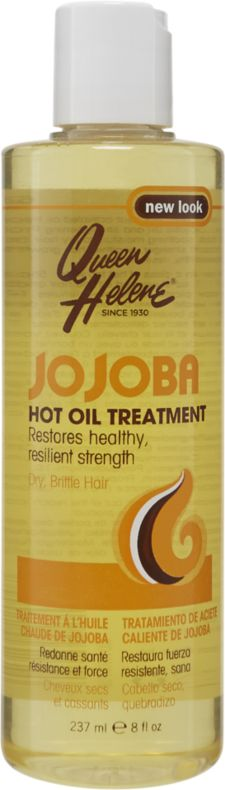 Jojoba Hot Oil 8 ounce Treatment