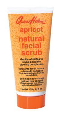 Queen helene apricot facial scrub