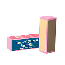 A product thumbnail of Tropical Shine Mini 4-Way Nail Buffer Block