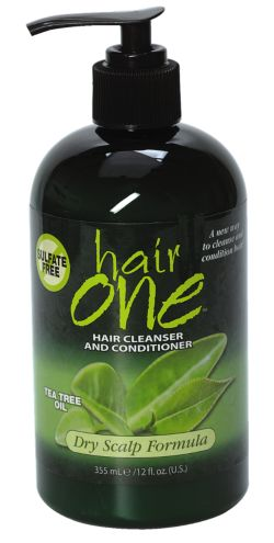Hair One Tea Tree Oil Cleansing Conditioner for Dry Scalp