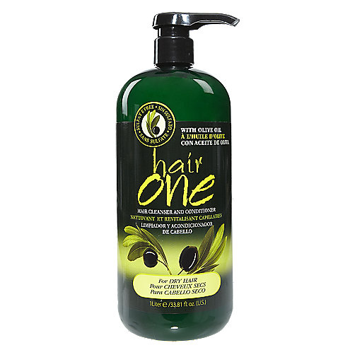 Olive cleansing oil
