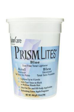 Salon Care Prism Lites Lightener Blue 1 lb.