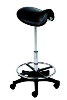 Sav 015b Savvy Cutting Saddle Stool At Cosmoprof Equipment
