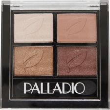 Palladio Makeup on Palladio   Palladio Eyeshadow Quad Copper N Chic