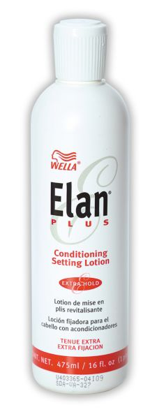 Elan Plus Conditioning Setting Lotion Extra Hold