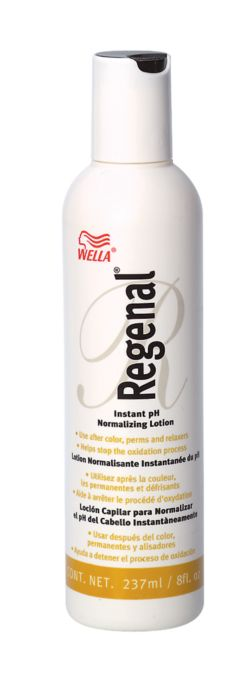 Wella Regenal Instant pH Normalizing Lotion