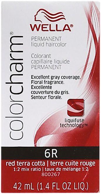 Wella Color Charm Liquid Permanent Hair Color