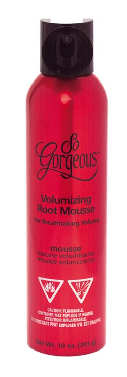 So Gorgeous Volumizing Root Mousse