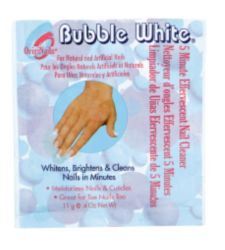 A product thumbnail of OrigiNails Bubble White 5-Minute Effervescent Nail Cleaner