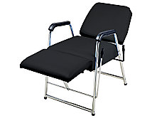 A product thumbnail of Trigger Back Shampoo Chair With Leg Rest