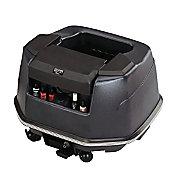 A product thumbnail of Petite Portable Foot Spa Black Granite