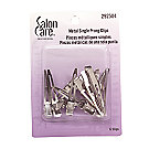 A product thumbnail of Salon Care Metal Single Prong Curl Clips