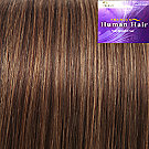 "A product thumbnail of Vienna Yaki 14"" Straight 100% Human Hair"