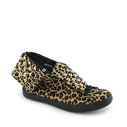 Cute To The Core Thrill Multi-Color Animal Print Shoes