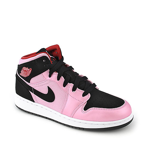 Jordan Kids Girls Air Jordan 1 Mid (GS)