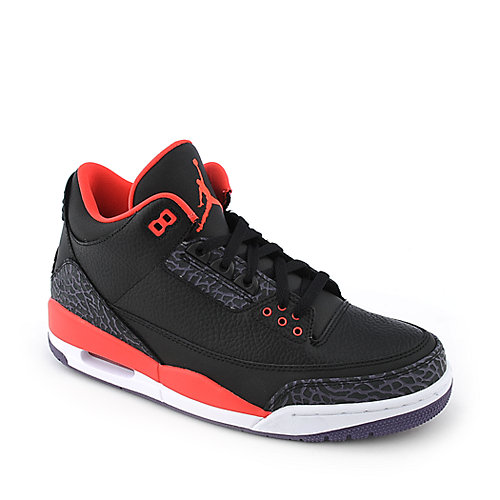 Jordan Mens Air Jordan 3 Retro