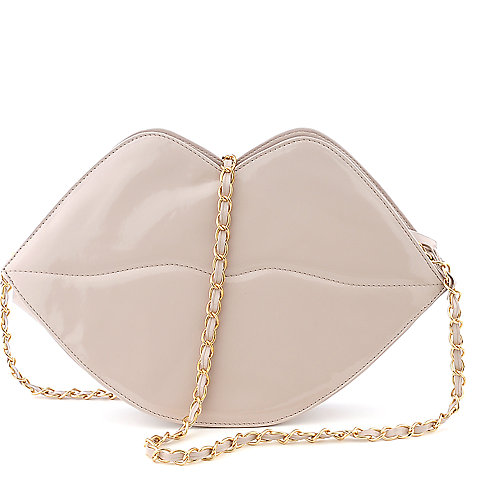 Elleven K Patent Lip Bag