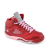 Kids Girls Jordan 5 Retro (PS)