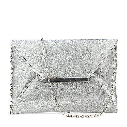 Shiekh Glitter Envelope Clutch