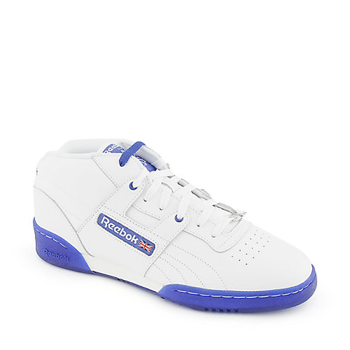 Reebok Mens Workout Mid