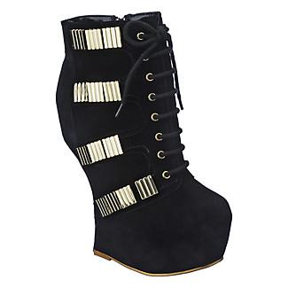 Womens #102 Wedge Boot