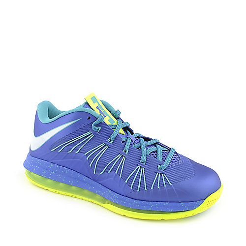 Nike Mens Air Max Lebron X Low