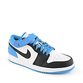 Mens Air Jordan 1 Strap Low