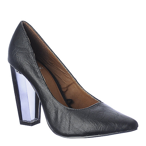 Shiekh Pump 105 High Heel Dress Shoe Black