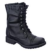 Women's Combat Boot Pk-05