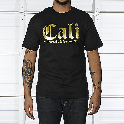 Gold Mind Mens Old English Tee