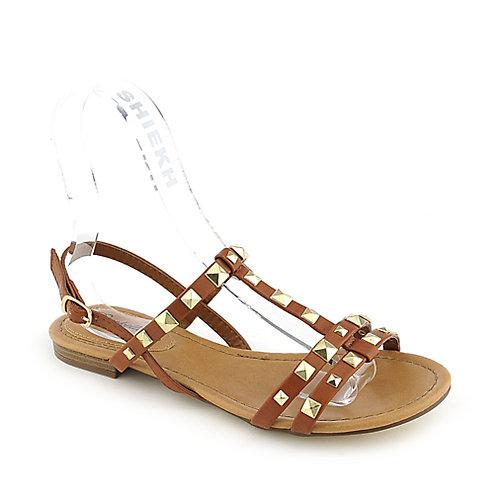 Breckelle's Ester-14  Tan Slingback Sandals
