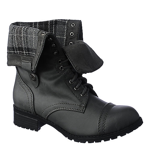 Brilliant Buckle Combat Boots  Amiclubwear Boots Catalogwomen39s Winter Boots