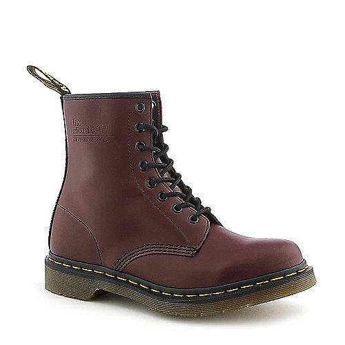 Dr. Martens Combat Boots 1460 Burgundy