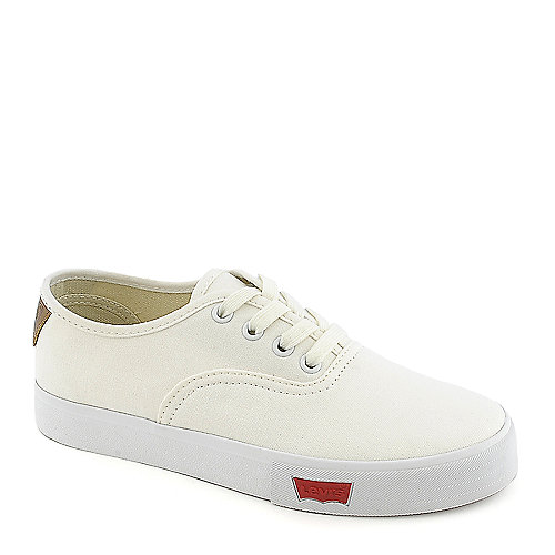 levi s rula white canvas sneaker at shiekh shoes