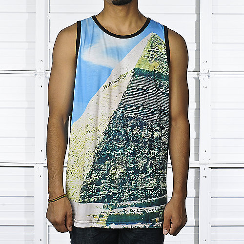 Shiekh Mens Gladiator Tank