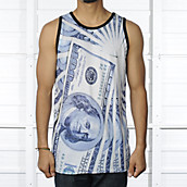 Mens Money Tank