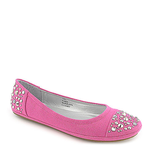 Soda Nordic-S Fuschia Flat Shoes