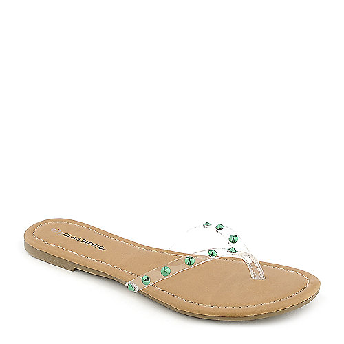 Classified Darlin-S Thong Sandals Clear