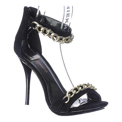 Shoe Republic LA Elias Black