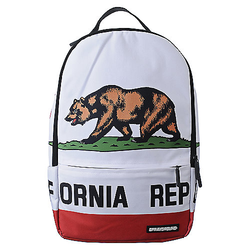 Sprayground Cali Trippin Deluxe Backpack