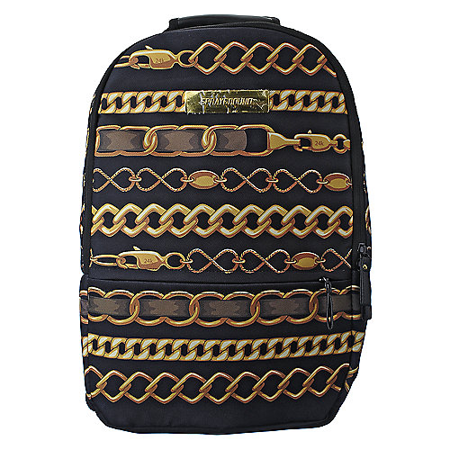 Sprayground 9 Chainz Deluxe Backpack