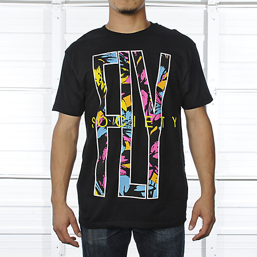 Fly Society Mens Fly Away Tee
