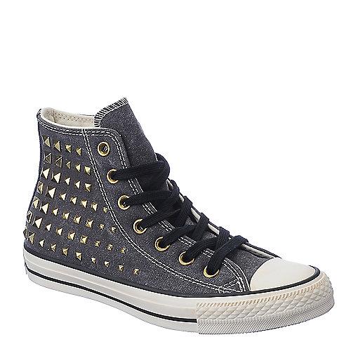 Converse Chuck Taylor Collar Stud Hi Black Sneaker