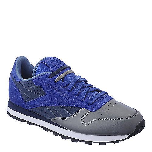 Reebok Mens CL Leather R12
