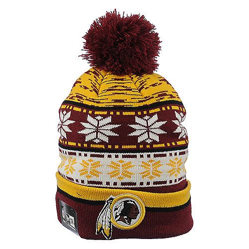 New Era Caps Washington Redskins Knit Cap