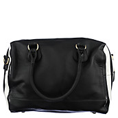 Black/White Handbag