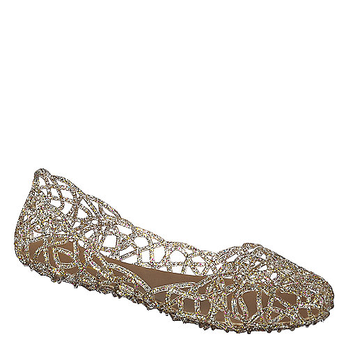Glaze Alaska-1 Clear Flat Shoes