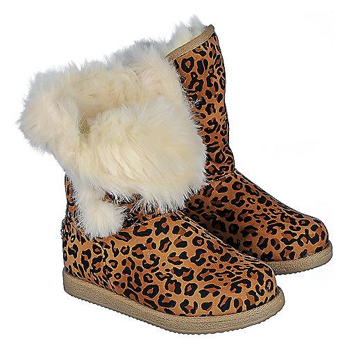 Shiekh Urban Fur Women's Leopard