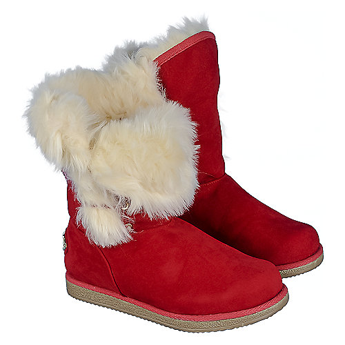 Shiekh Urban Fur Red