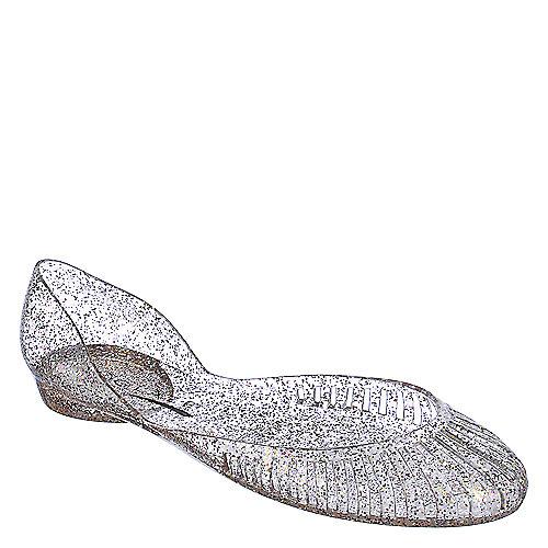 Glaze Alaska-5 Clear Flat Shoes
